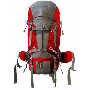 Σακίδιο Πλάτης Peak 65L Κόκκινο - CAMPUS 810-9654-9