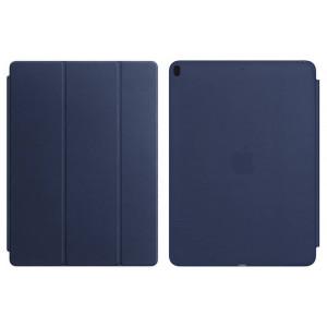 Θηκη Smart Ancus για Apple iPad Pro (2017) 10.5 με Πισω Καλυμμα Μπλε Δερματινη 5210029056604