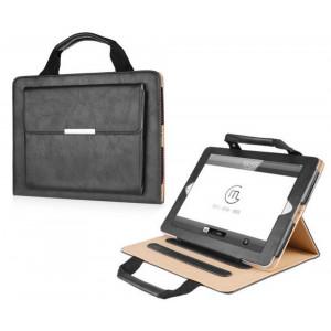 BookCase-Travelling Bag Ancus for Apple iPad Pro (2017) 10.5 Black 5210029056635
