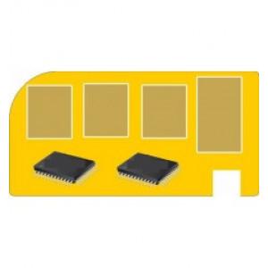 Ανταλλακτικο CHIP για TONER - για SAMSUNG CLP310 -  Yellow ALS-Y4092S